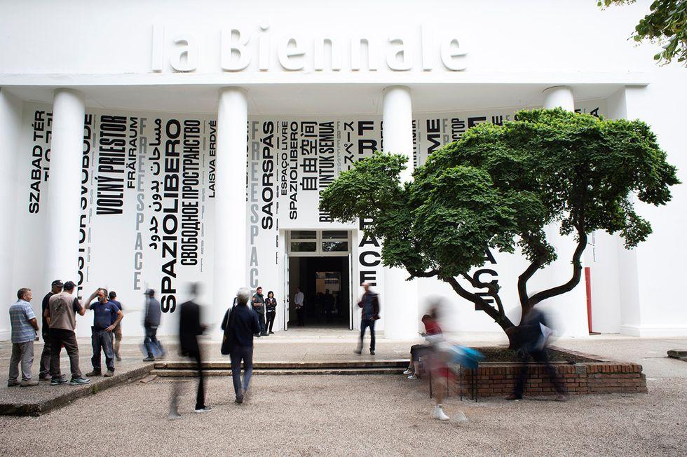 Biennale Architettura, 2018 Venice Italy